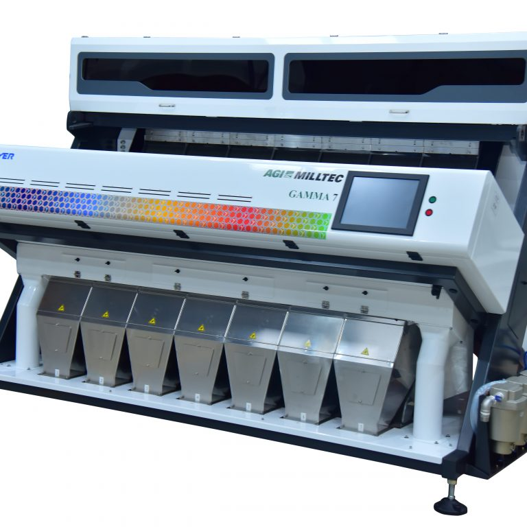 GAMMA Series Color Sorter
